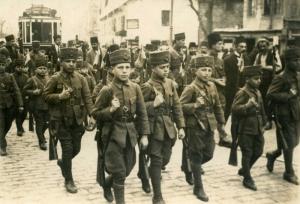 Gönüllü-Öğrenci-Askerler