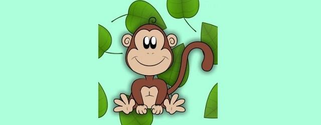 Nasıl Çizilir ? / Maymun Çizelim