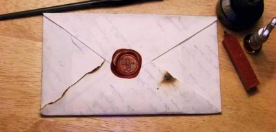 Çocuğunuzdan Mektup Var