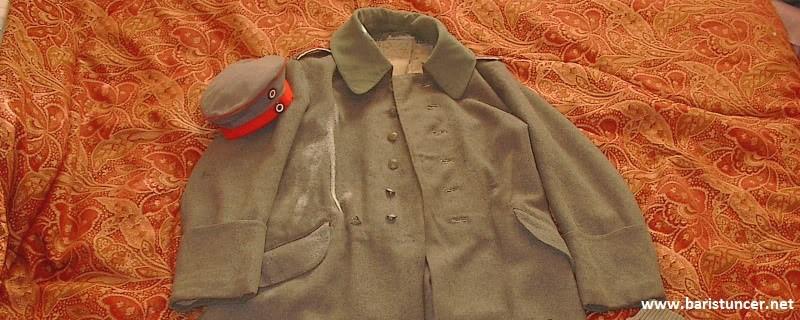 Birinci Dünya Savaşında Alman Üniformaları Ne İle Yapılmıştı ?