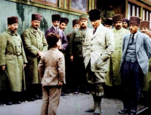 Dünya Gözüyle Büyük Önder Mustafa Kemal Atatürk