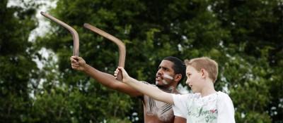 Bumerang Nasıl Geri Gelebiliyor Bumerang Nasıl Yapılır