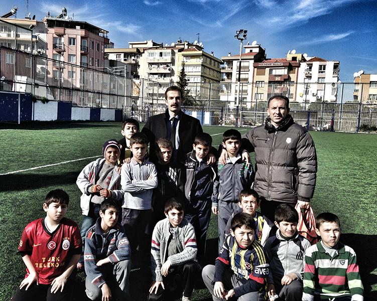 İzmir Spor Futbol Projesi