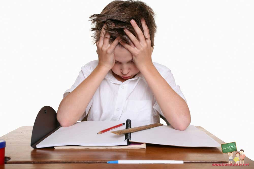 Çocuğunuz Ders Çalışmak İstemiyor Mu ?