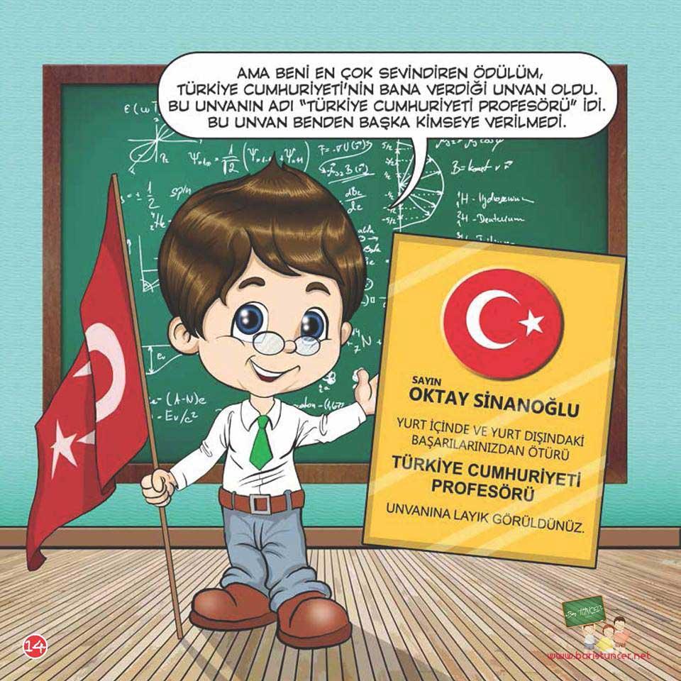 Prof. Dr. Oktay Sinanoğlu 15