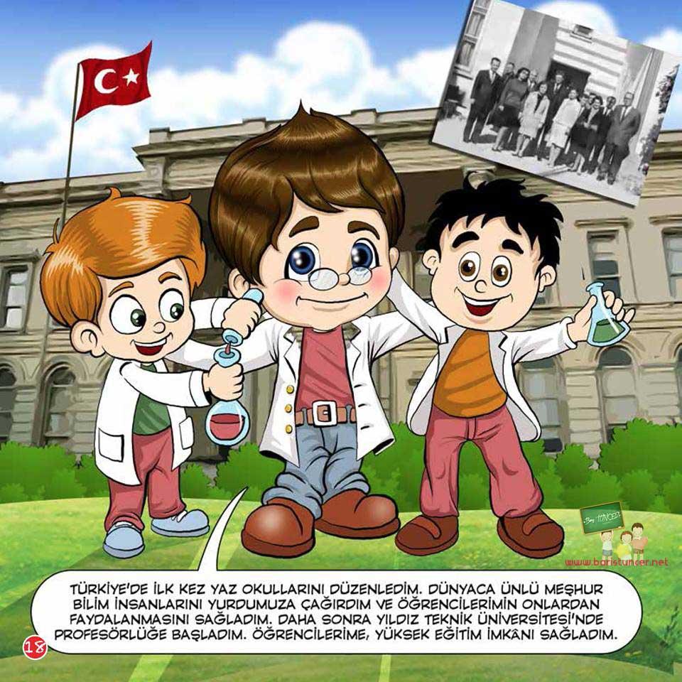 Prof. Dr. Oktay Sinanoğlu 19