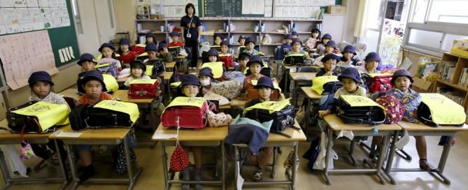 Dünyanın 28 Farklı Ülkesinden Çocukların Eğitim Gördüğü Sınıflar