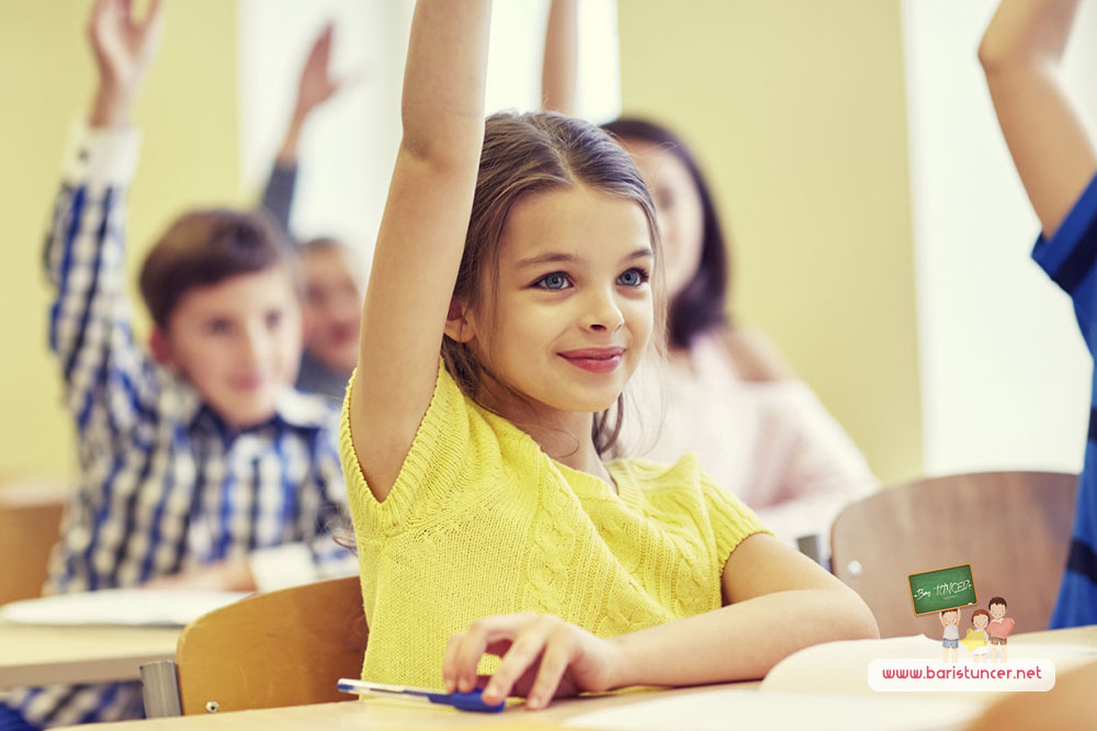 Okul Hayatında 2. Sınıf Dönemi
